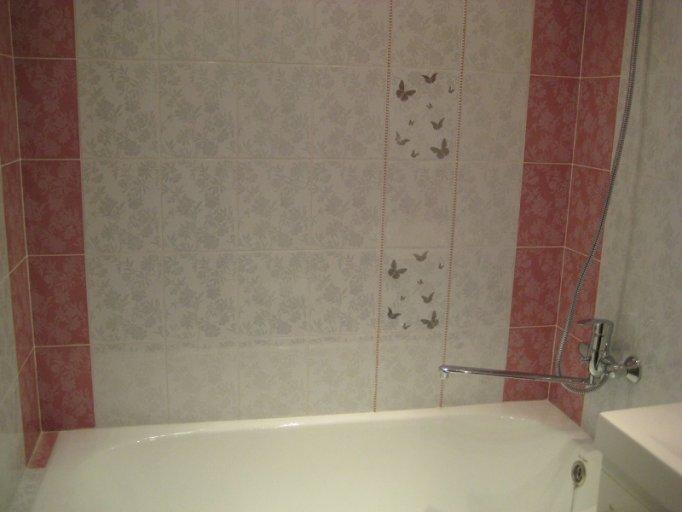 Обробка ванної кімнати