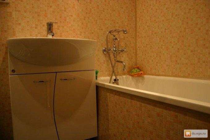 ванная пластиковые панели