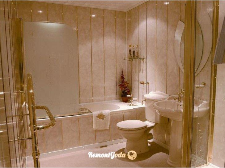 ремонты ванных комнат фото