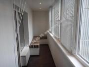 балкон оброблений пластиків