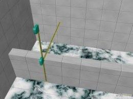 Зображення з назвою Install a Tub Surround Step 1