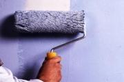Як швидко висушити фарбу?
