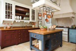 Оформлення стін кухні (Chalon Handmade from Flickr)
