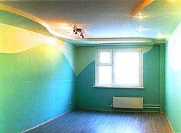 забарвлення стін
