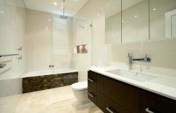 Обробка ванної кімнати під ключ