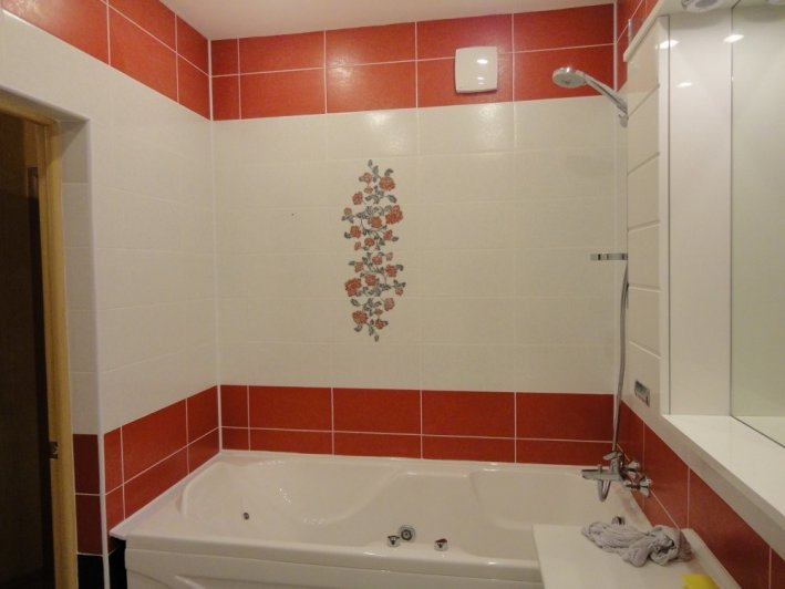 Выложить ванну плиткой дизайн