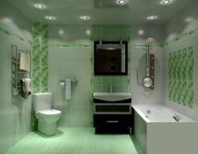 Ремонт ванної кімнати під ключ Воронеж