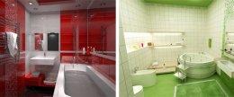 Сучасні матеріали для ремонту ванної кімнати
