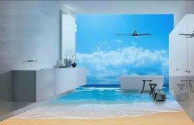 Тепле і вологе середовище - це ті особливості приміщення і чинники, які необхідно враховувати при відборі матеріалів у ванну.