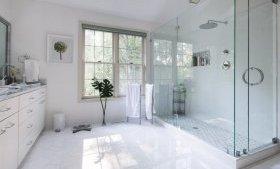 Ванна невелика з мозаїкою фото